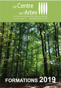 Catalogue Formations 2019 LE CENTRE DE L ARBRE