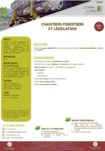 EX1-CHANTIERS FORESTIERS ET LEGISLATION